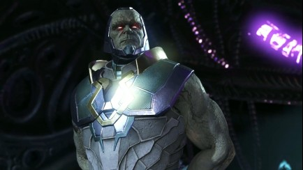 Introducing Darkseid