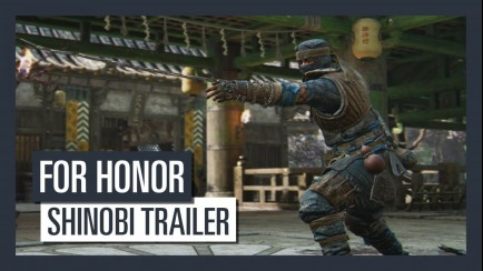 Shinobi Trailer