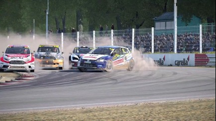 World Rallycross Gameplay Trailer