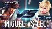 Miguel VS Leo (Character Gameplay)