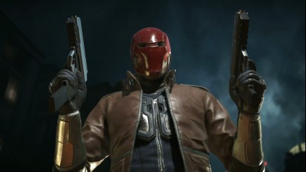 Introducing Red Hood