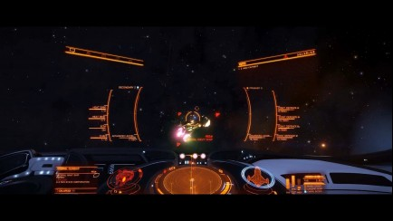 Elite: Dangerous - Out Now On PlayStation 4