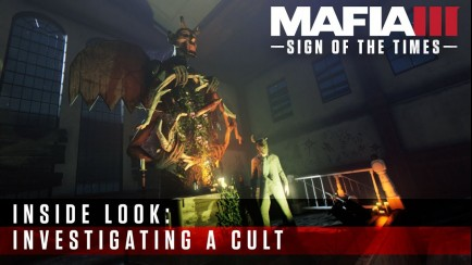Inside Look - Sign of the Times: Investigating a Cult