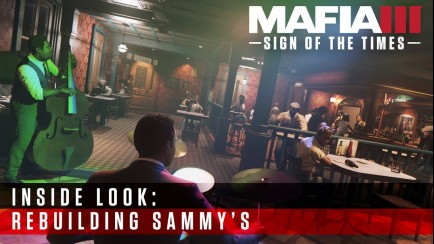 Sign of the Times: Rebuilding Sammy's