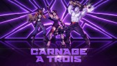 Carnage A Trois