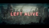 Left Alive - Announcement Teaser