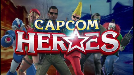 Capcom Heroes Overview Trailer