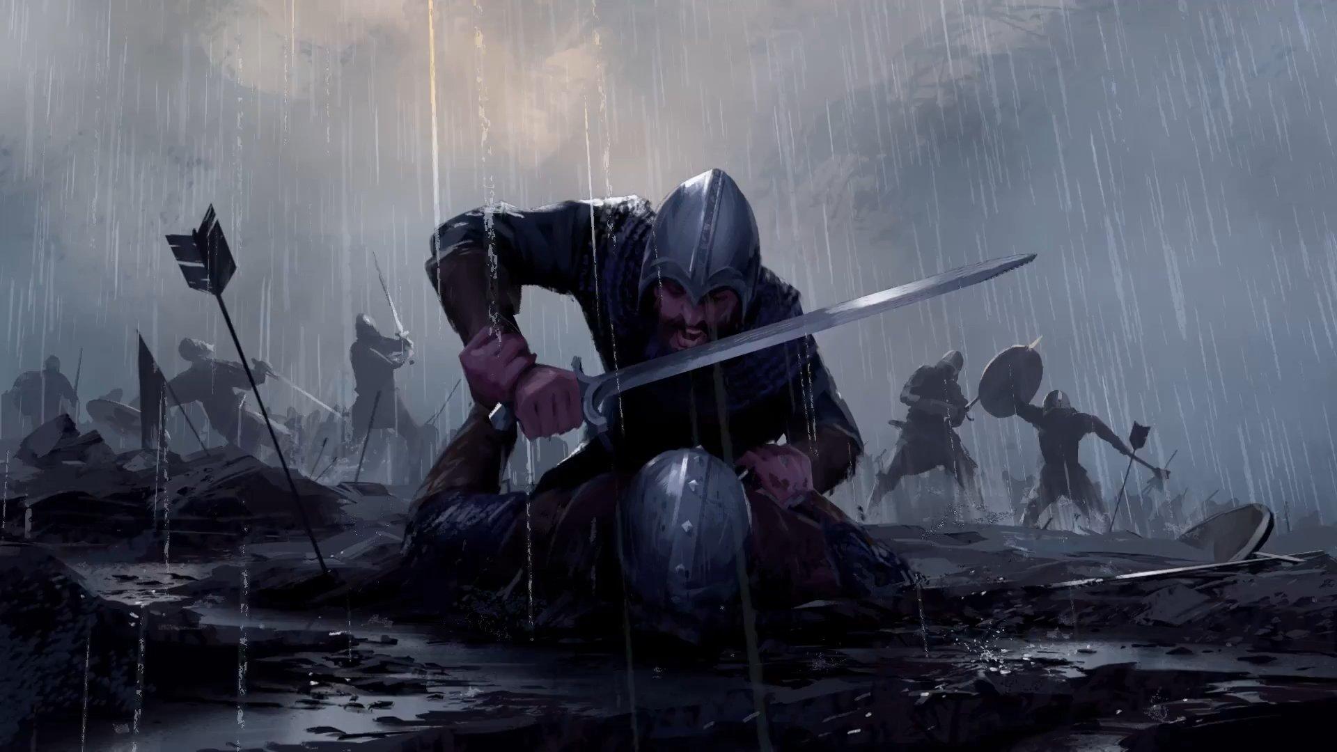 Total War Saga: Thrones of Britannia Oynanış Videosu, Sinematik Fragman.