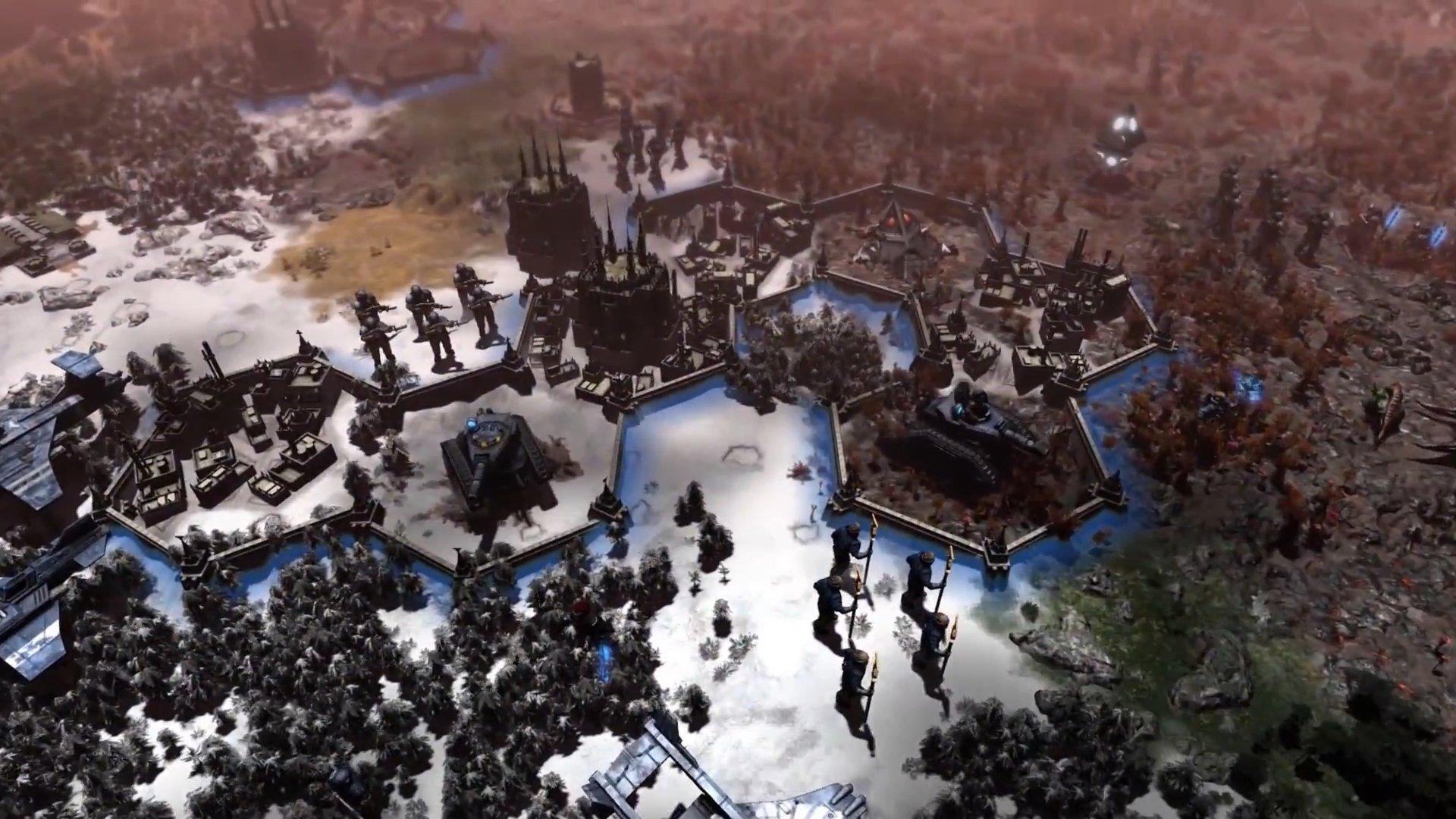Картинки по запросу warhammer 40,000: gladius – relics of war обзор