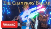 DLC Pack 2 The Champions' Ballad Trailer