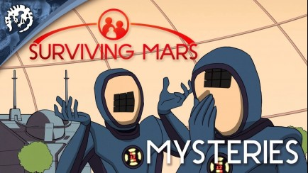 Release Date Reveal Mysteries on Mars