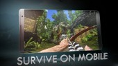 ARK: Survival Evolved on Mobile!