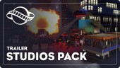 Studios Pack DLC Trailer