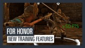 New Training Features