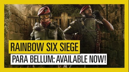 Operation Para Bellum now available