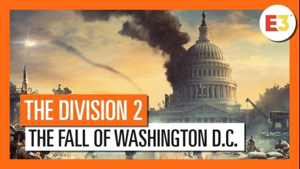 The Fall of Washington D.C.
