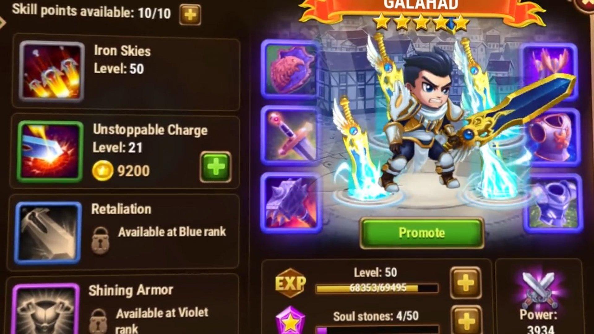 Хроники Хаоса (Hero Wars) - дата выхода, отзывы
