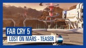 Lost On Mars Teaser Trailer