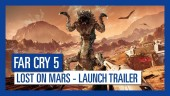 Lost On Mars Launch Trailer