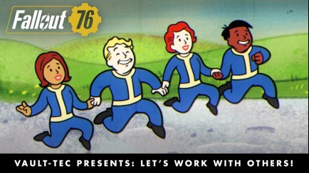 Vault-Tec Presents: Let's Work with Others! Multiplayer Video