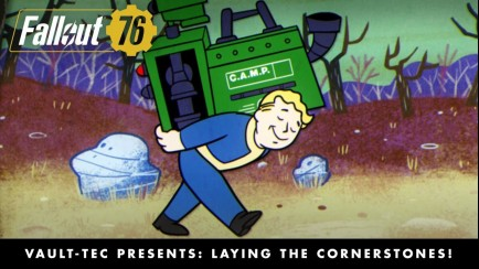 Vault-Tec Presents: Laying the Cornerstones! Crafting and Building Video