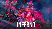 Inferno Character announcement trailer