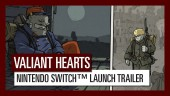 Valiant Hearts: The Great War - Nintendo Switch Launch Trailer