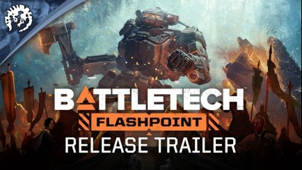 Flashpoint Release Trailer