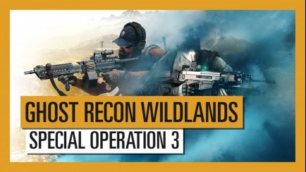 Tom Clancy's Ghost Recon Wildlands - Special Operation 3: Ghost Recon Future Soldier