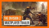 Multiplayer Trailer: Dark Zone & Conflict