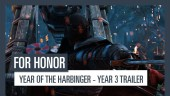 Year of the Harbinger Year 3 trailer