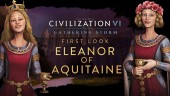 First Look: Eleanor of Aquitaine