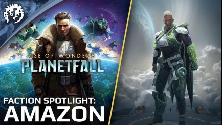 Gameplay Faction Spotlight: Amazon