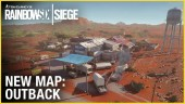 Operation Burnt Horizon Outback Map