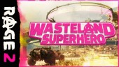 Wasteland Superhero Trailer
