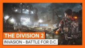 Invasion Battle for D.C. Trailer