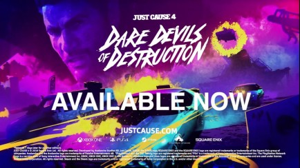 Dare Devils of Destruction Available Now