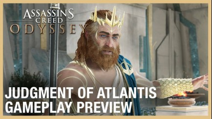Judgment of Atlantis Gameplay Preview