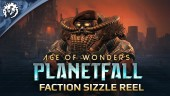 Planetfall Faction Sizzle Reel