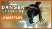 Danger Rising Gameplay
