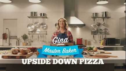 How to Make an Upside Down Pizza