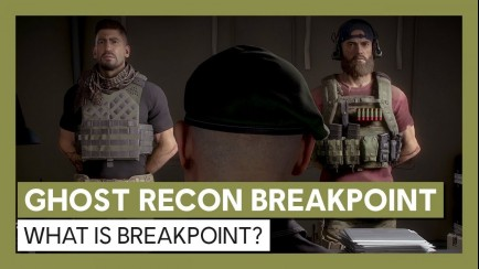 What is Breakpoint Gameplay Trailer