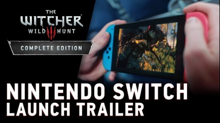 Nintendo Switch Launch Trailer