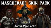 Masquerade Skin Pack Reveal Trailer