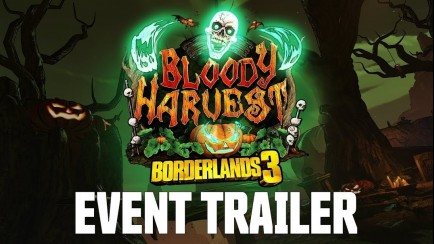 Bloody Harvest Event Trailer