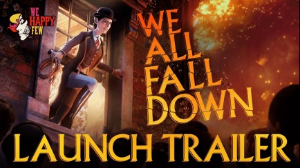 We All Fall Down Launch Trailer