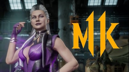 Official Sindel Gameplay Trailer