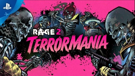 TerrorMania Official Launch Trailer
