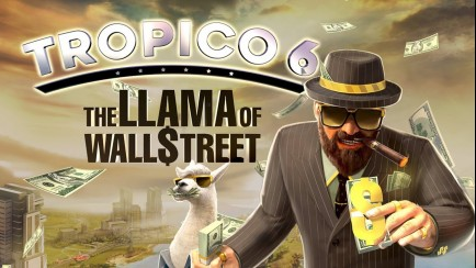 The Llama of Wallstreet Trailer