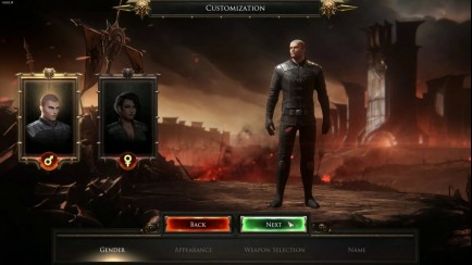 Character Customization Preview